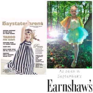 All the Numbers has been featured on Bay State Parent and Earnshaws
